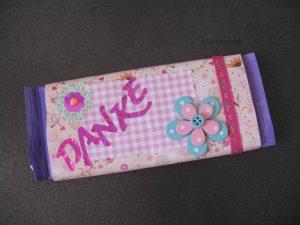 Schokolade zum Verschenken