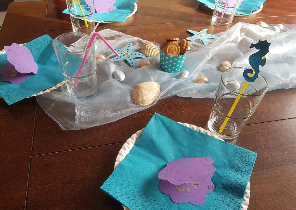 Meerjungfrauen Geburtstag Spiele