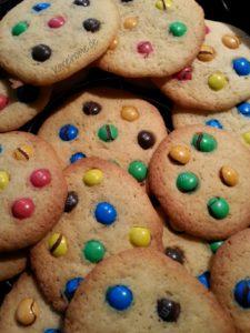 M-und-M-Cookies