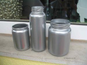 Upcycling - Vasen aus Altglas